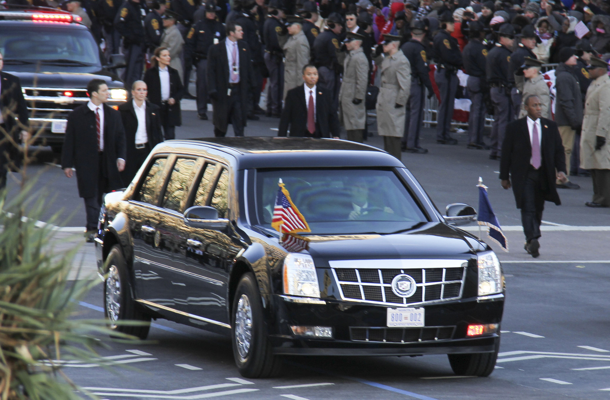 President Obama 2013 Inauguration