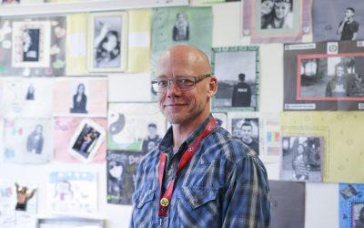 WeBBS Teacher named Teacher of the Year